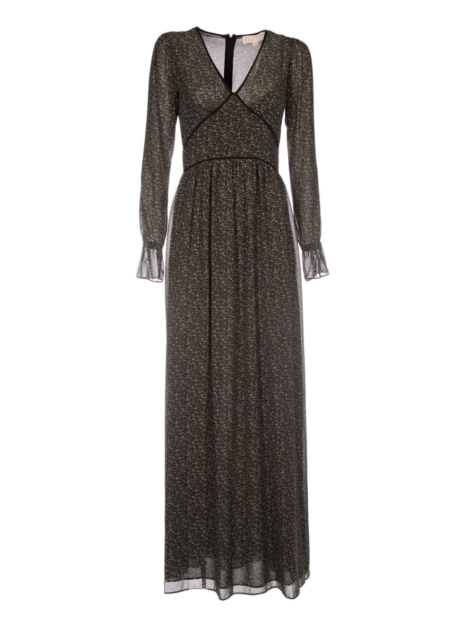 MICHAEL Michael Kors Shift Maxi Dress