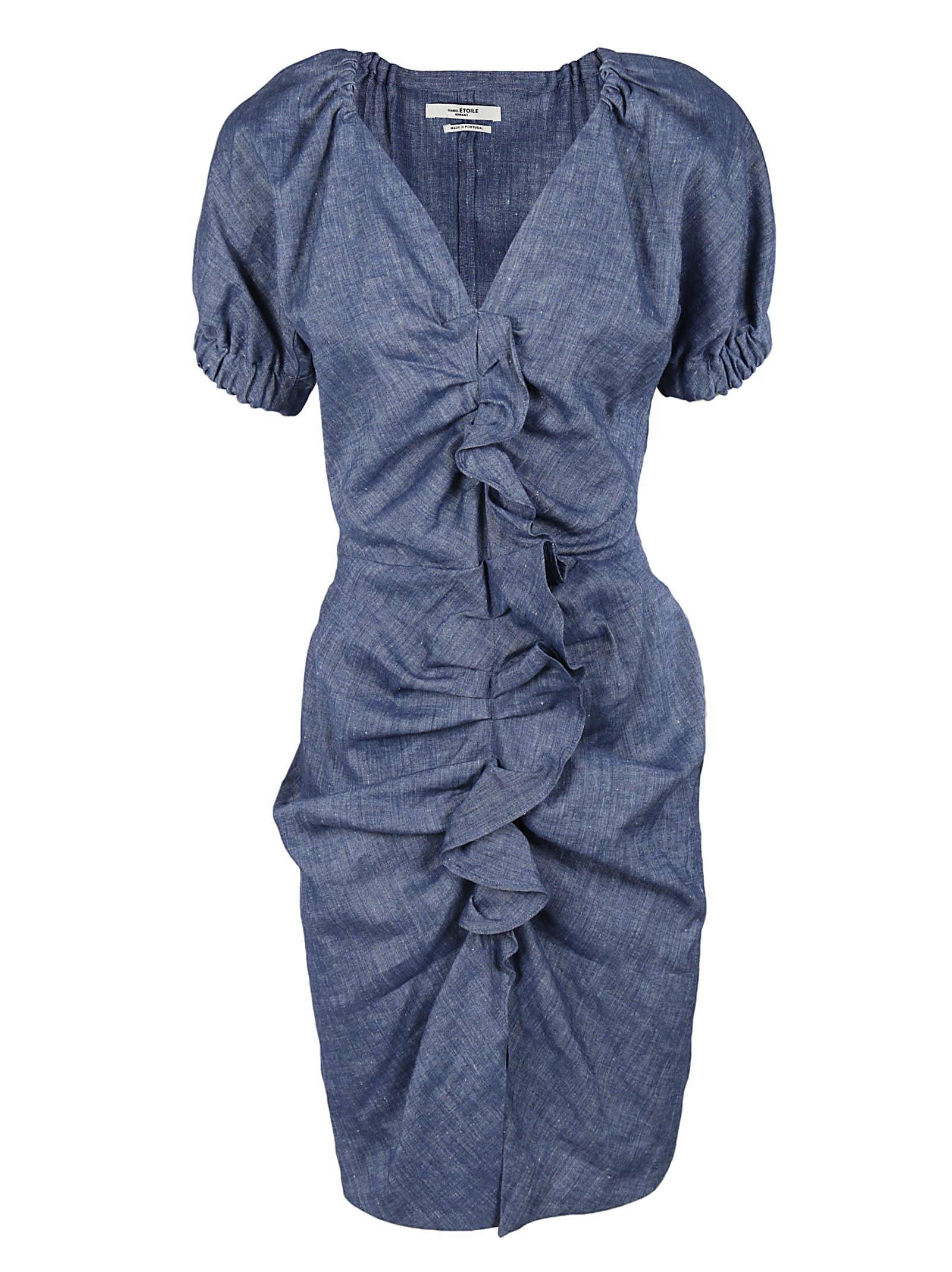 Isabel Marant Ruffle Front Dress
