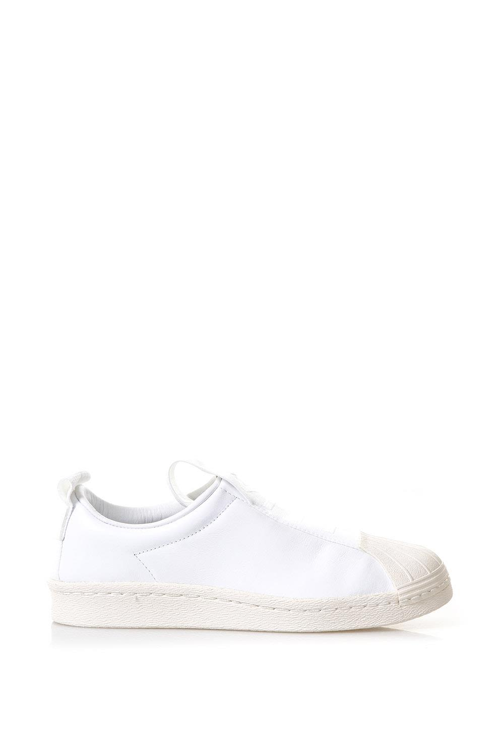 Adidas Originals Superstar Leather Slip-on Sneakers