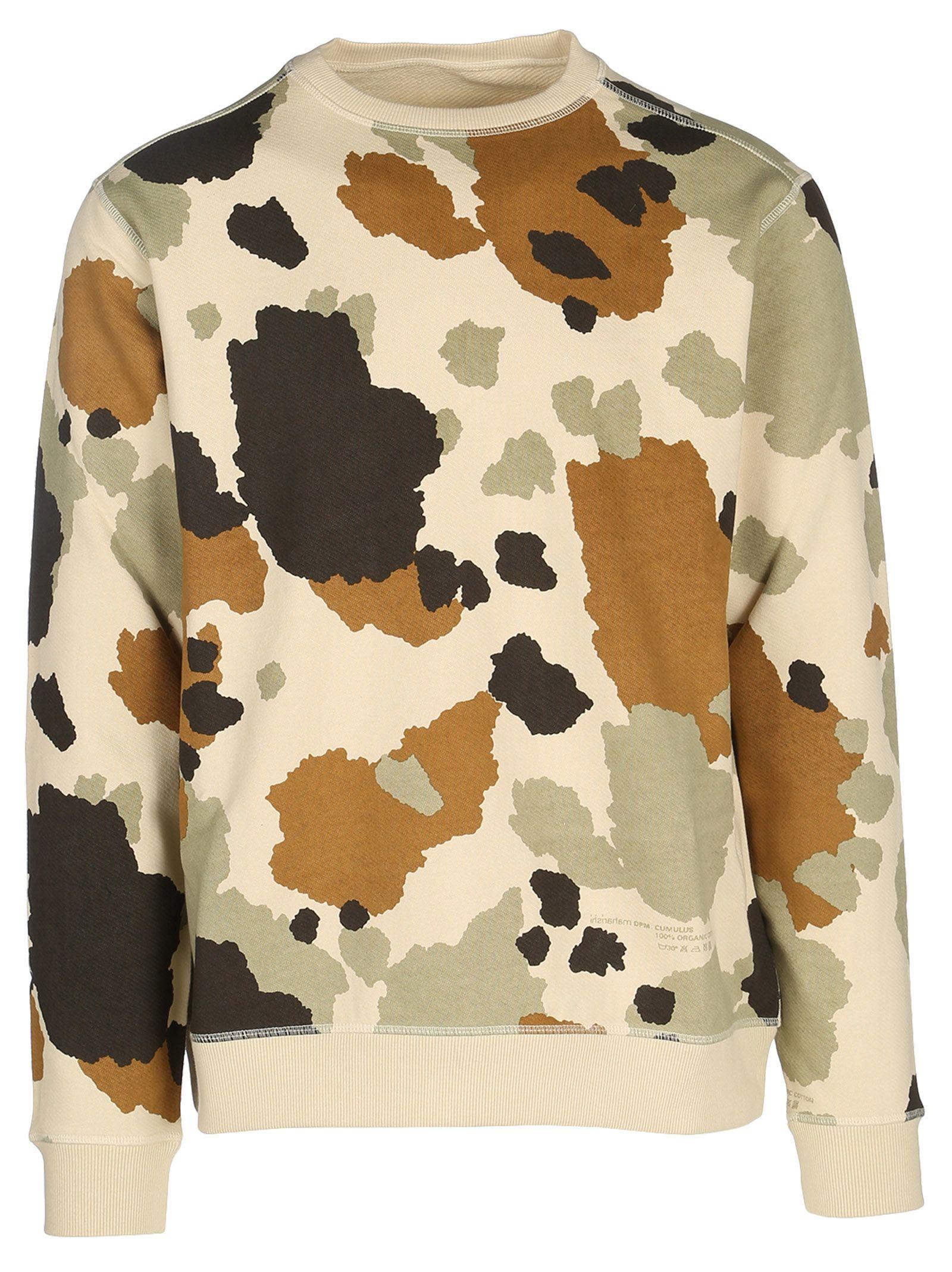 Maharishi - Camouflage-print Sweatshirt