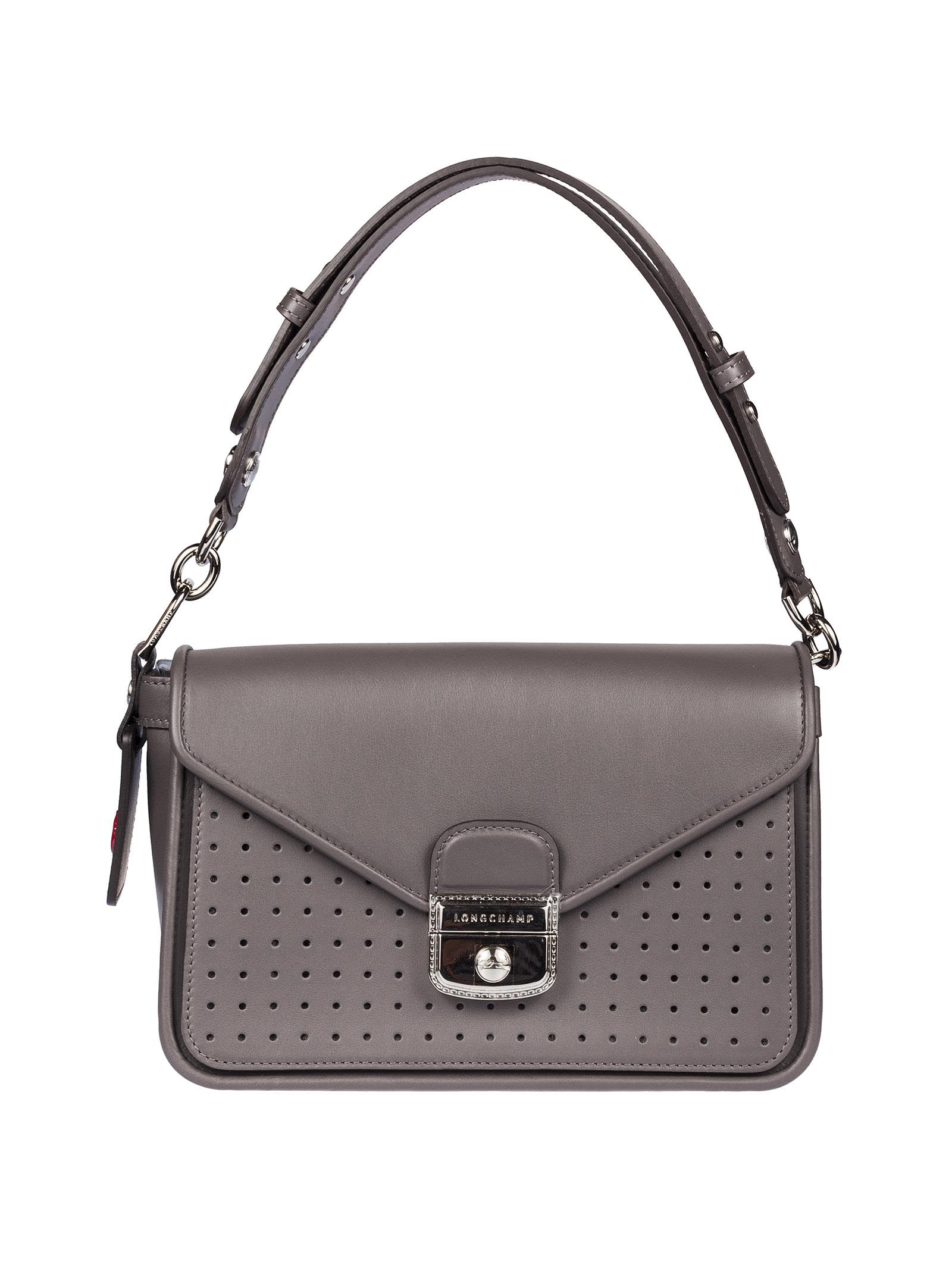 Longchamp Foldover Top Shoulder Bag