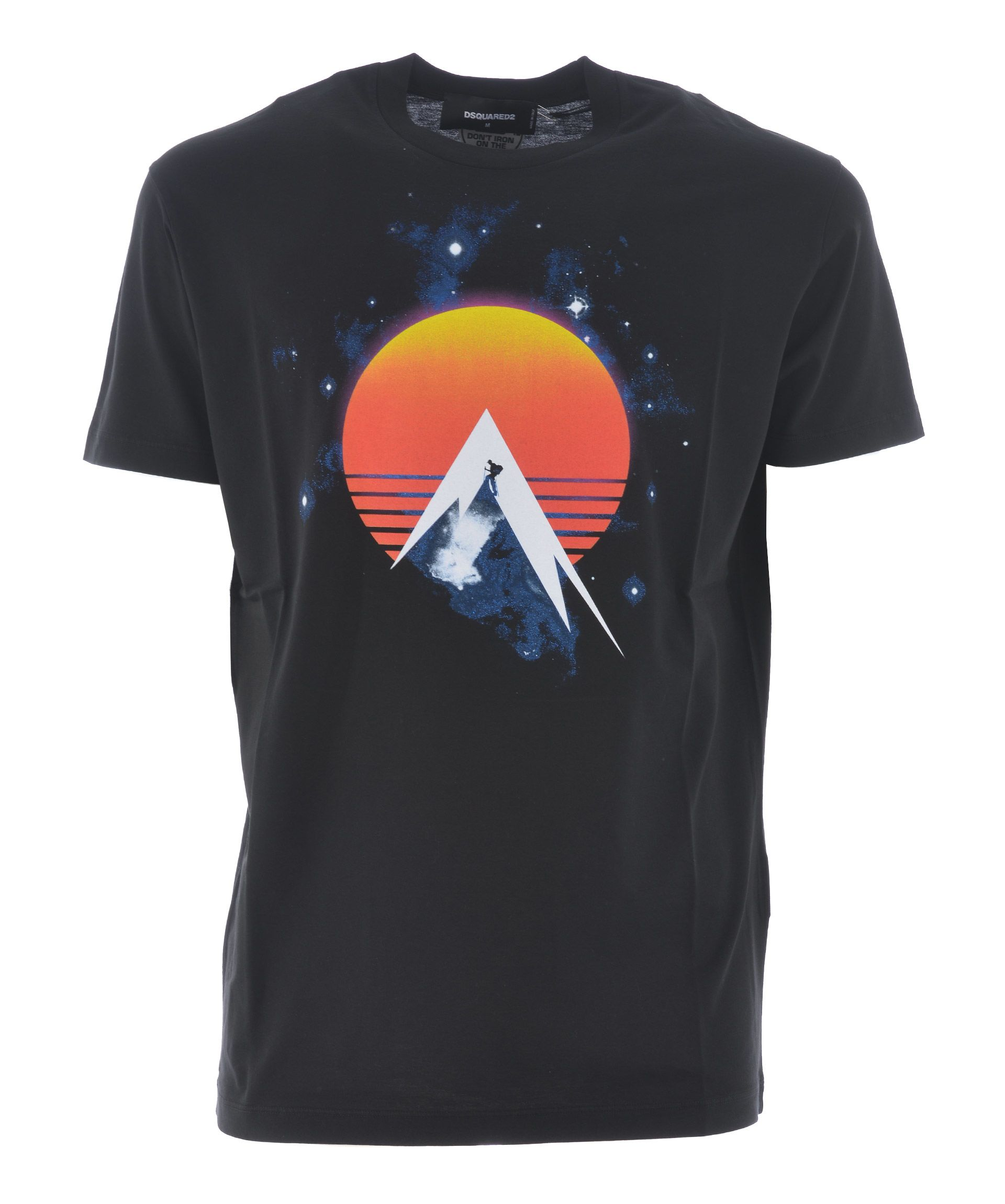Dsquared2 Mountain Print T-shirt
