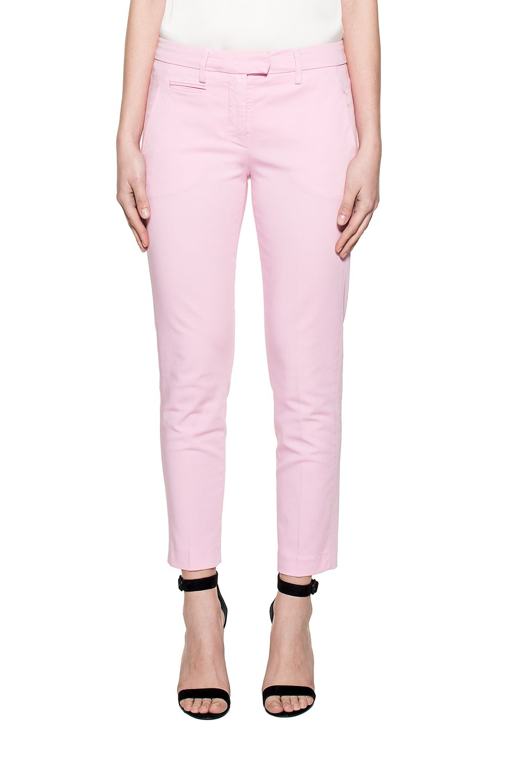Pink Perfect Trousers