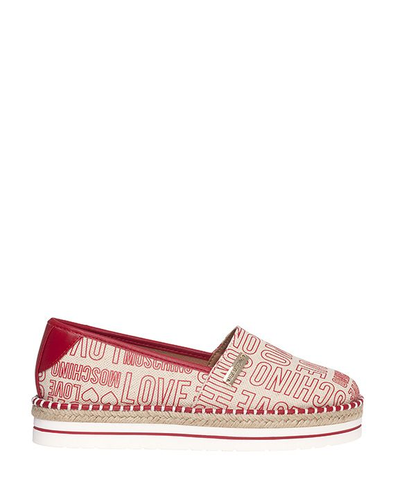 Moschino Ja10083g15ig Slip On