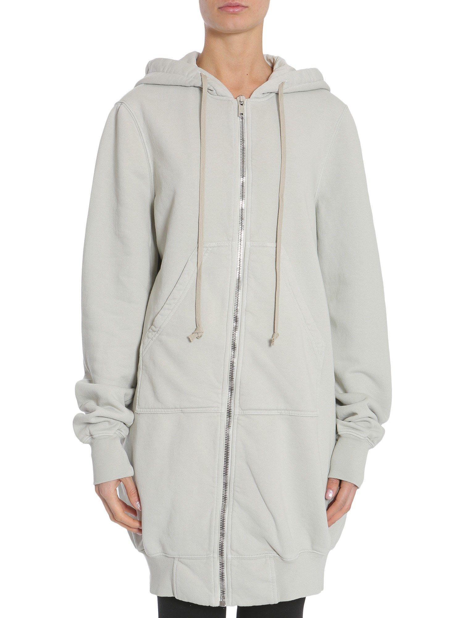 Hooded Jumbo Sweatshirt