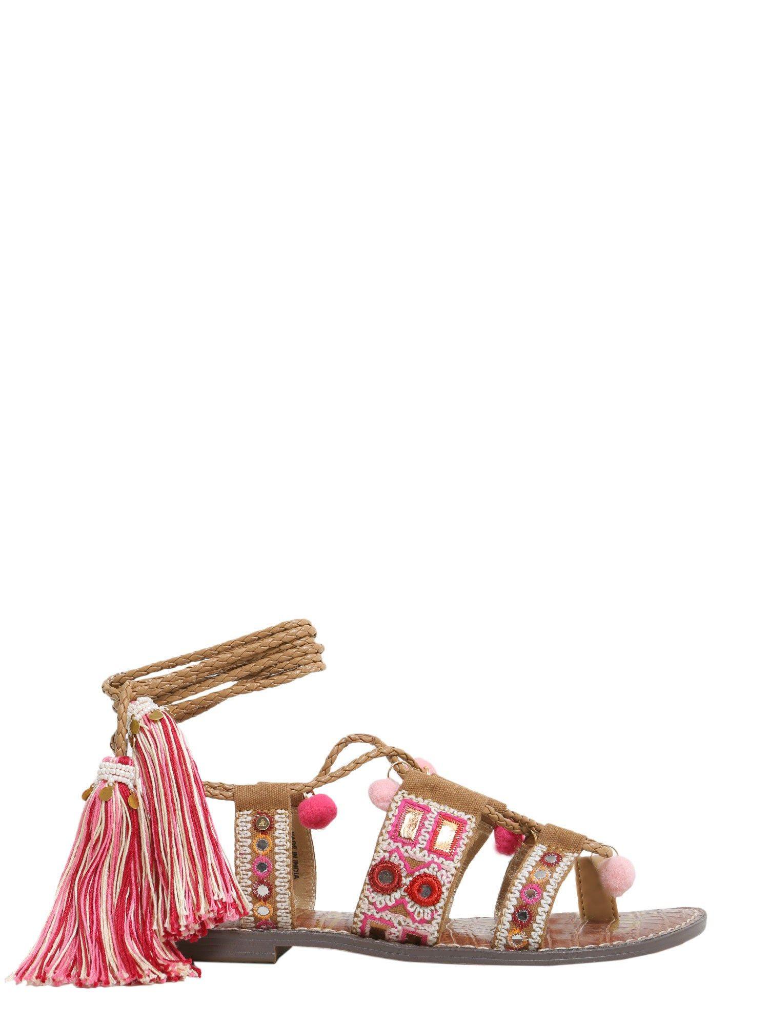 Gretchen Gladiator Sandals