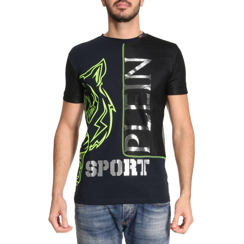 T-shirt T-shirt Men Plein Sport