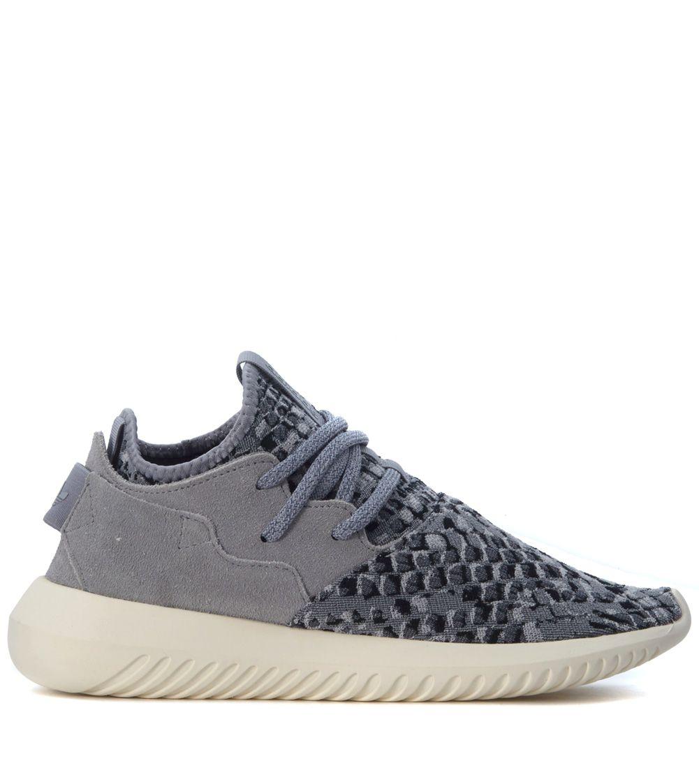 Adidas Tubular Entrap Light Grey Sneaker