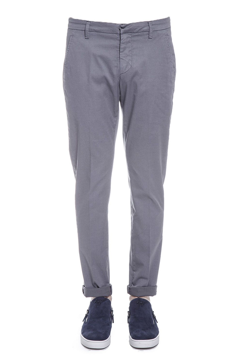 Dondup Gaubert Cotton Trousers