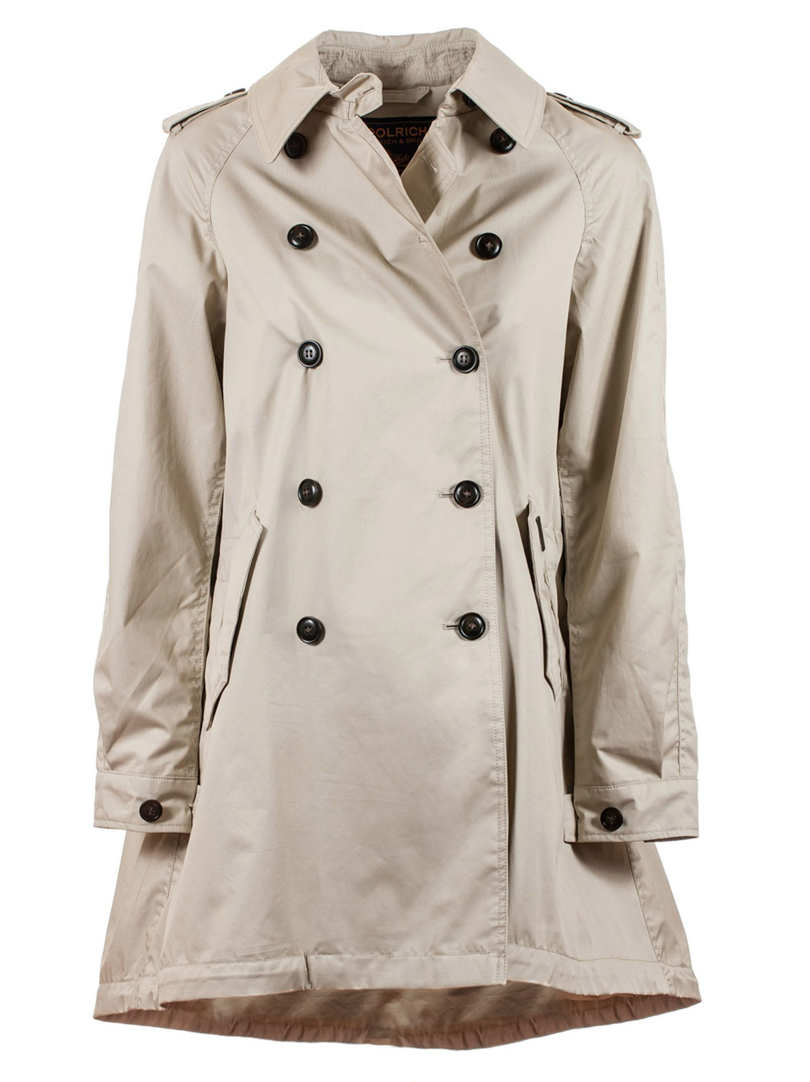 Woolrich Short Trench