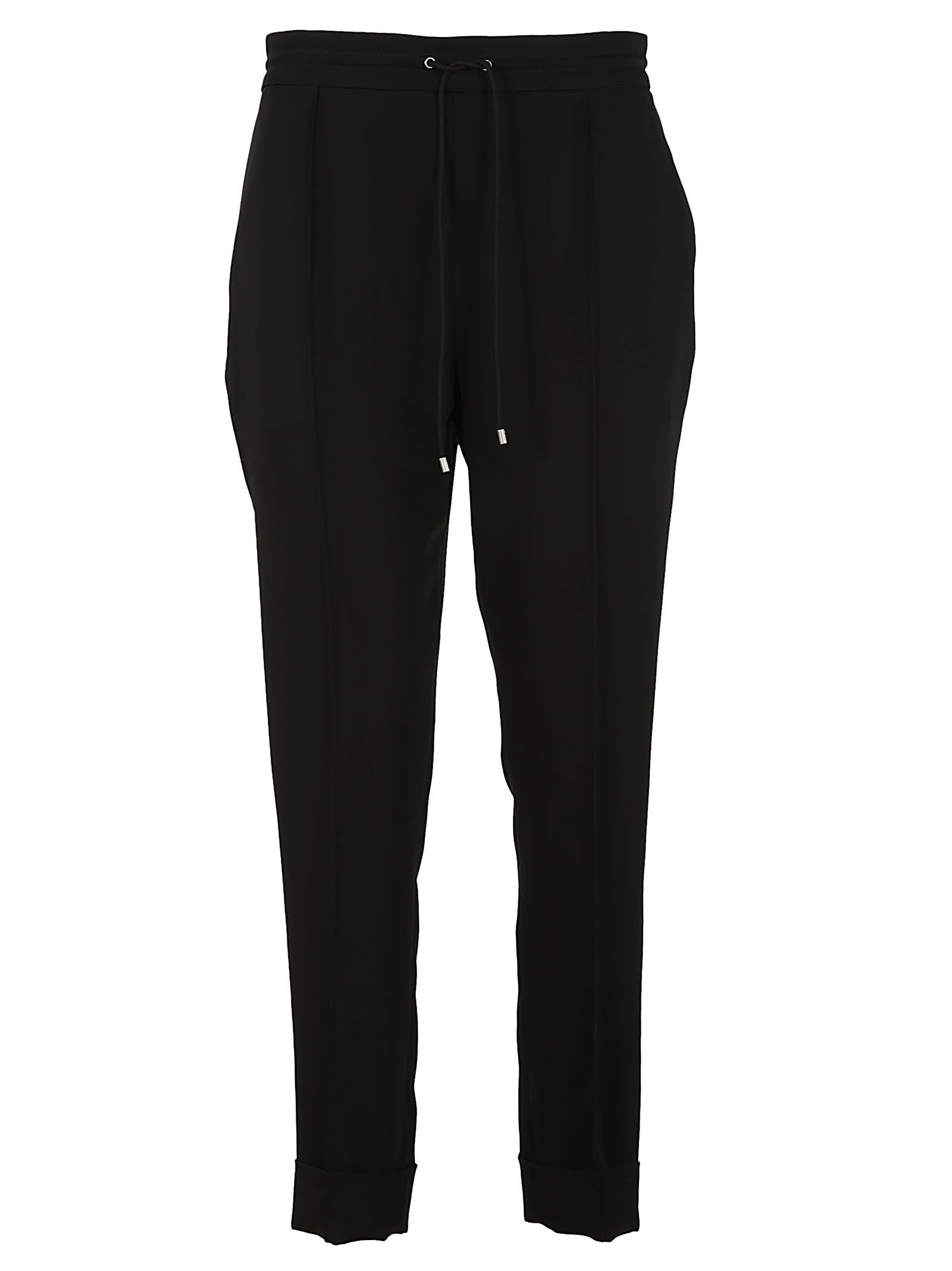 Kenzo Cropped Drawstring Trousers