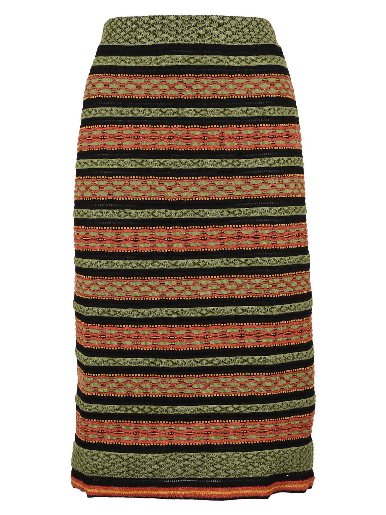 Missoni Patterned Skirt