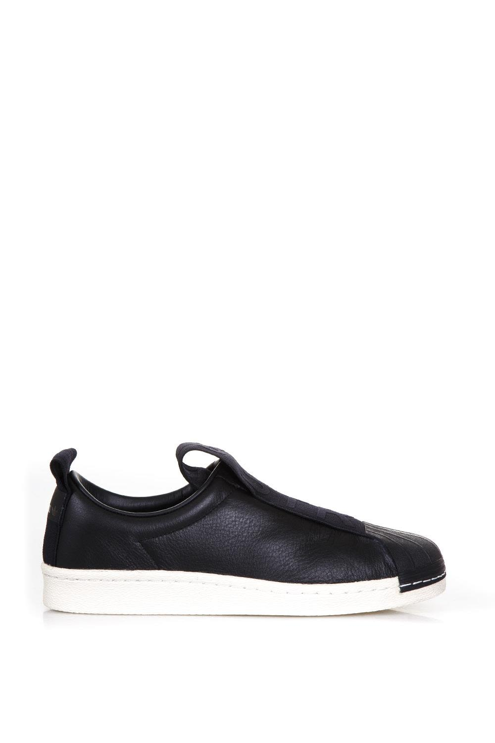 SUPERSTAR BW SLIP-ON SNEAKERS