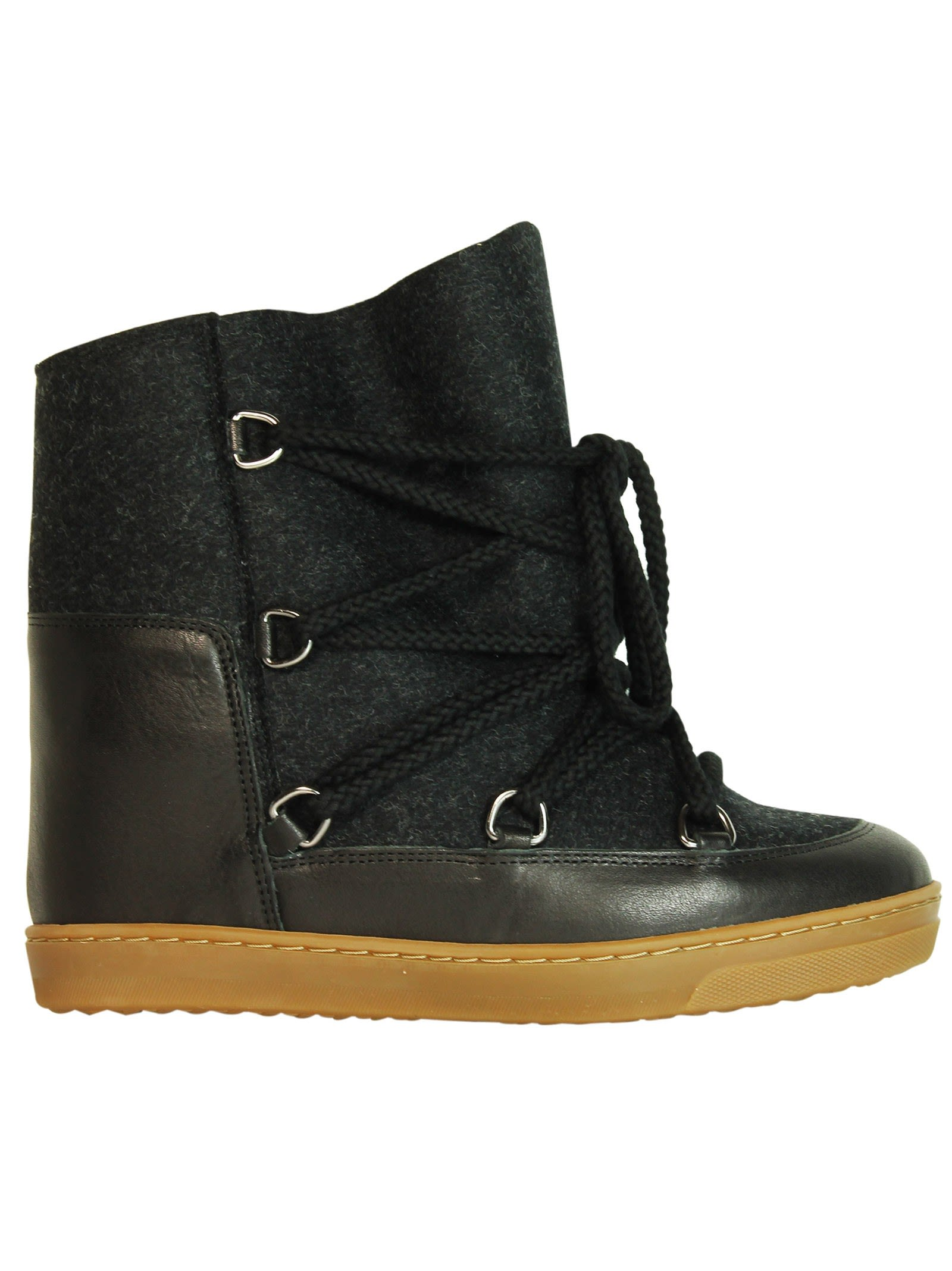 Isabel Marant Etoile Nowles Anthracite Boots