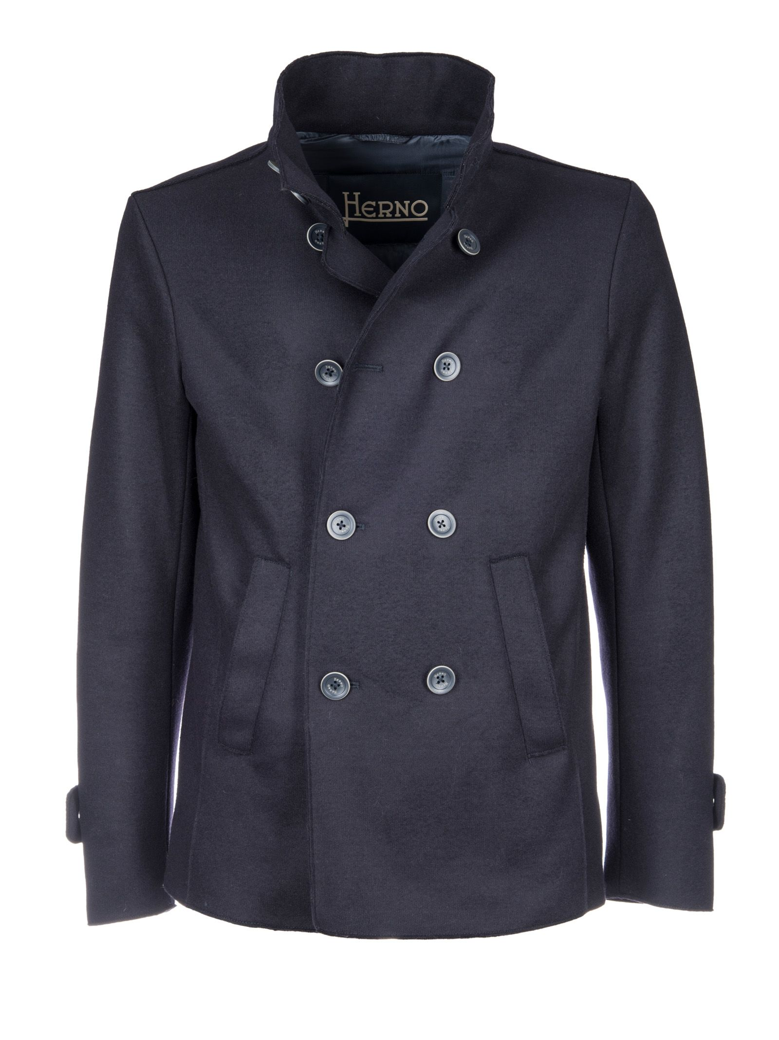Herno Double Breasted Jacket