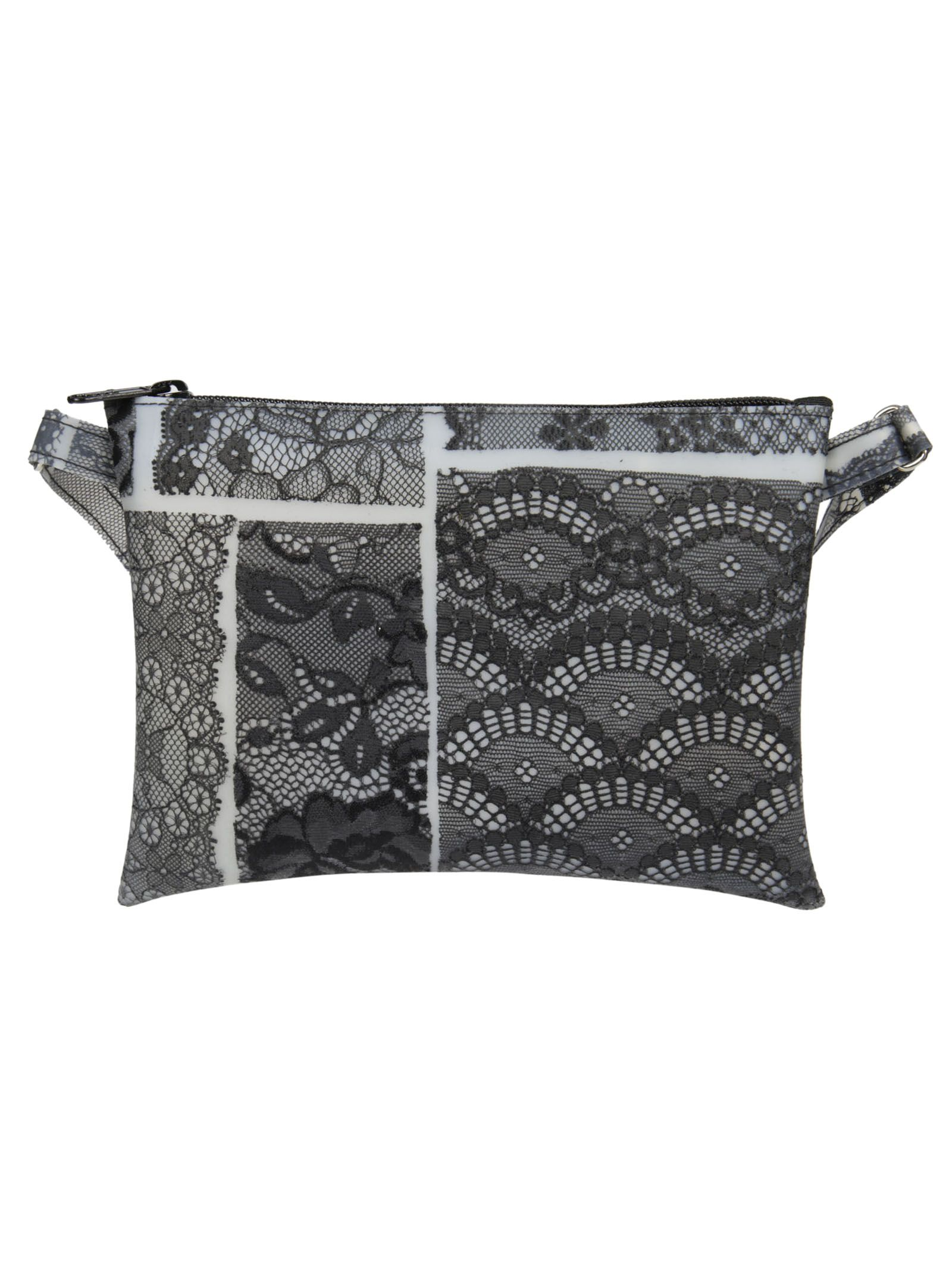 Luisa Cevese Printed Design Shoulder Bag