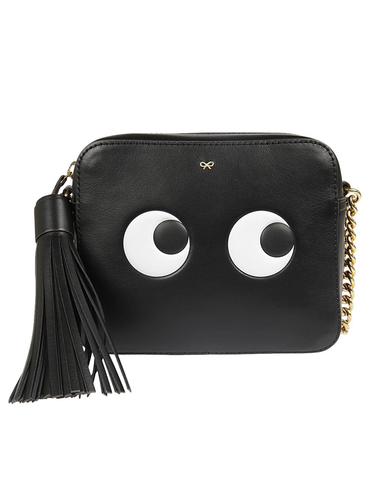 Anya Hindmarch Anya Hindmarch Eyes Right Shoulder Bag