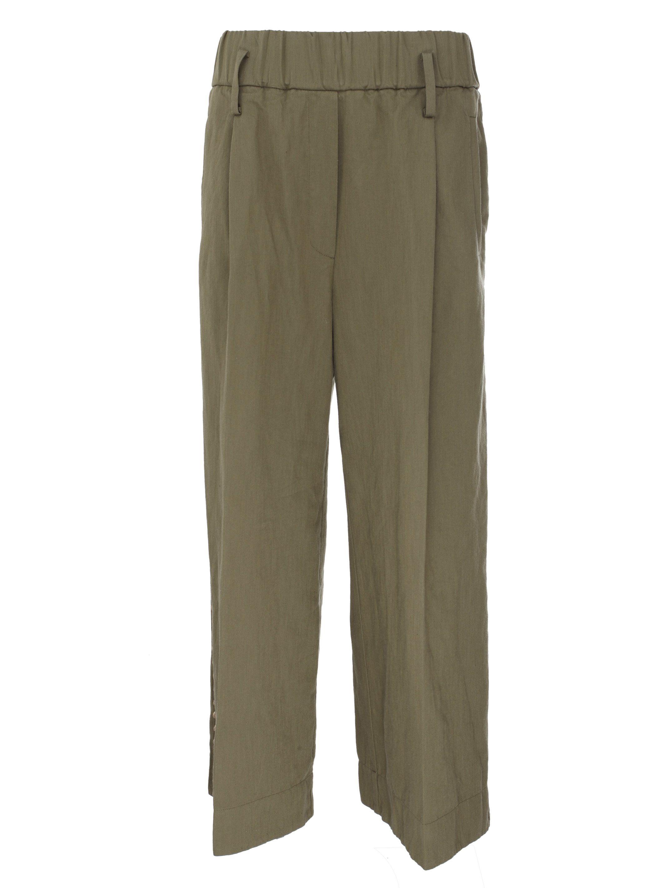 Forte Forte Wide Long-leg Trousers
