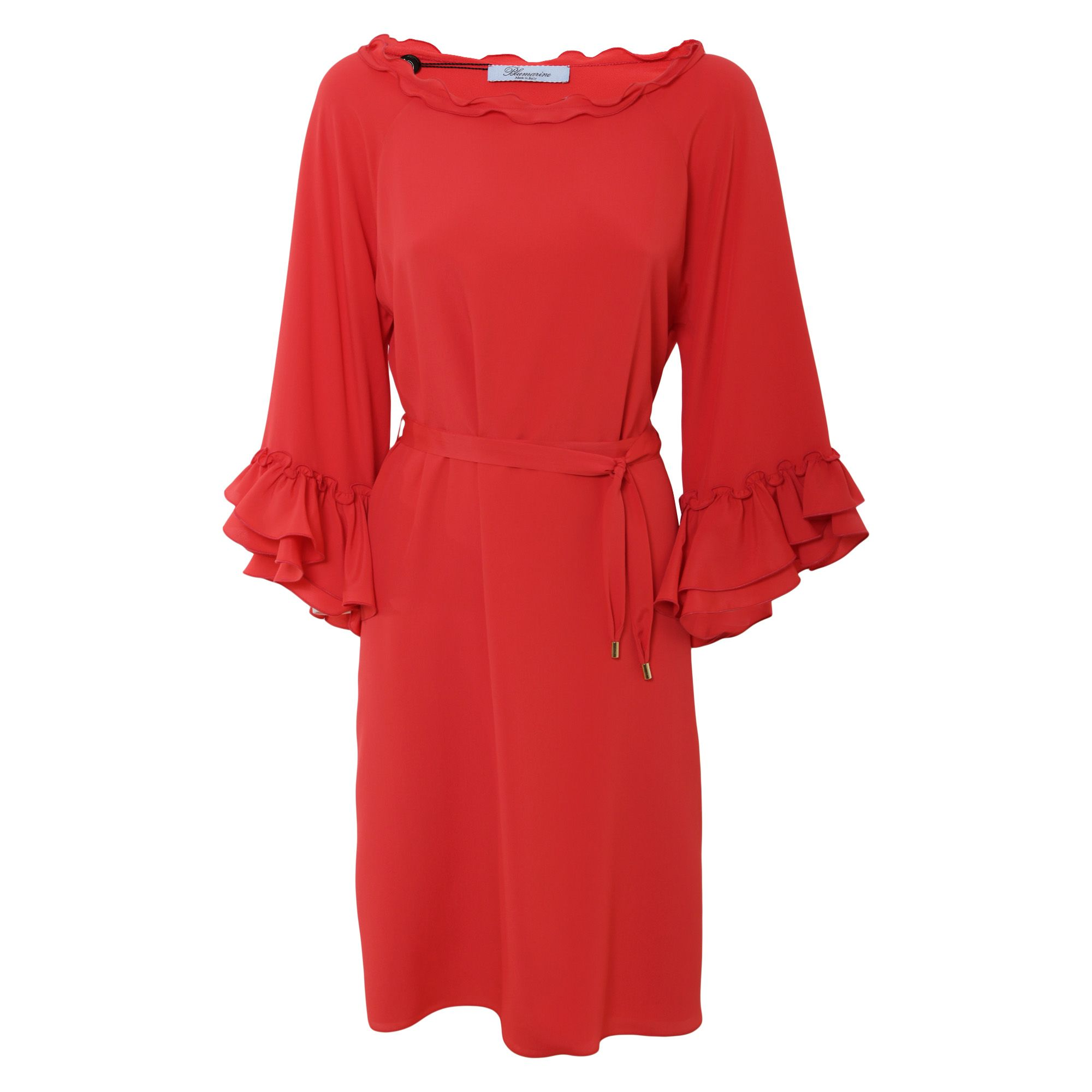 Blumarine Viscose Blend Dress