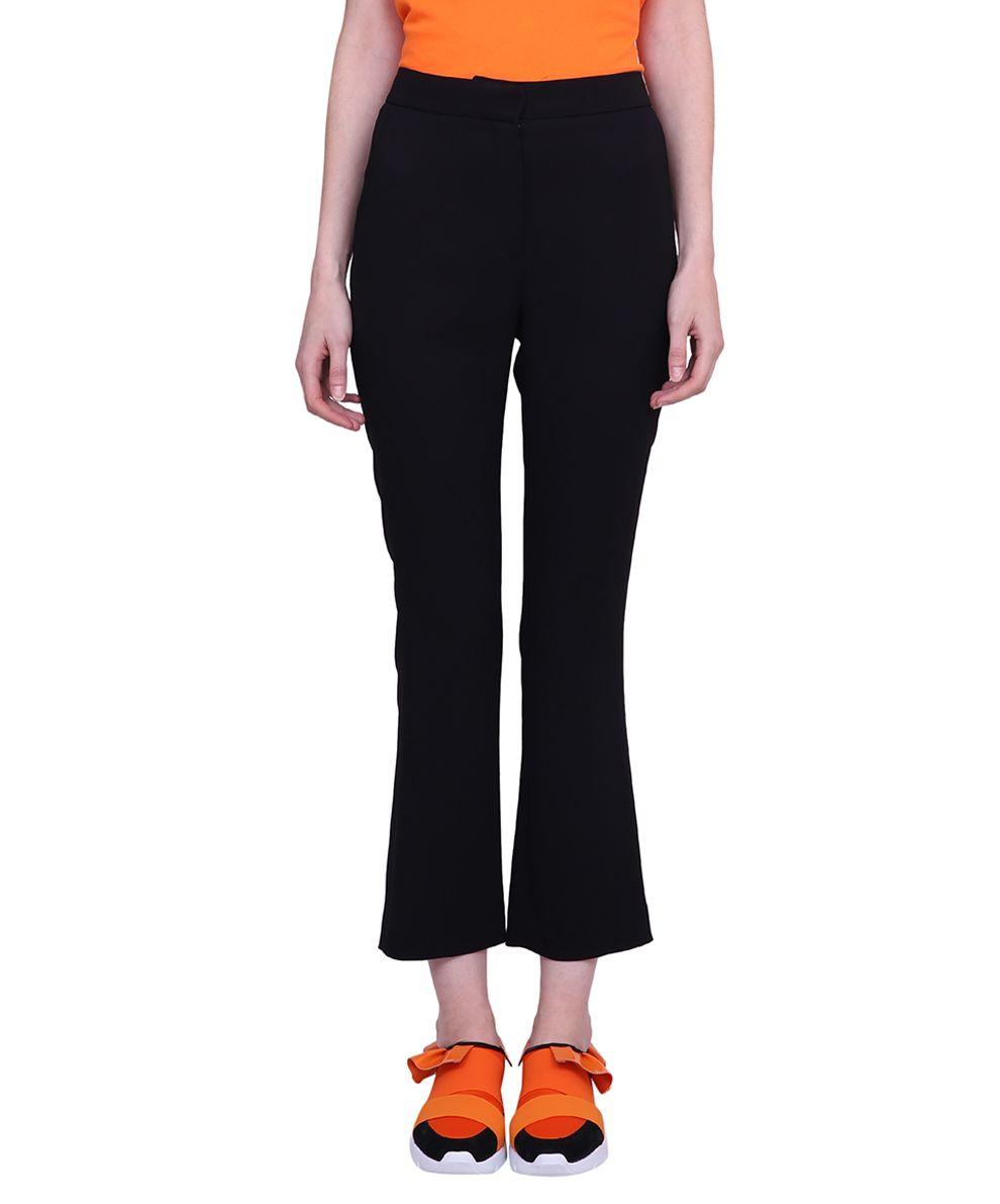 Emilio Pucci Viscose Cropped Pants