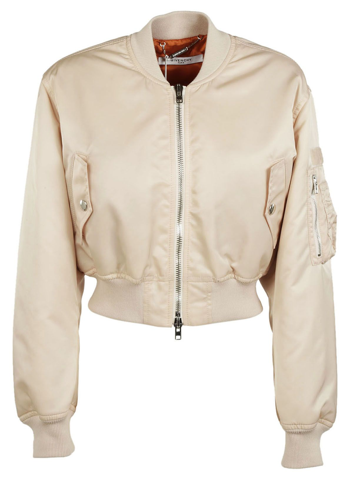 Givenchy Givenchy Cropped Bomber