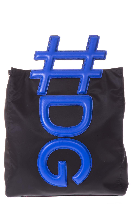Dolce & Gabbana Instabag shopping bag