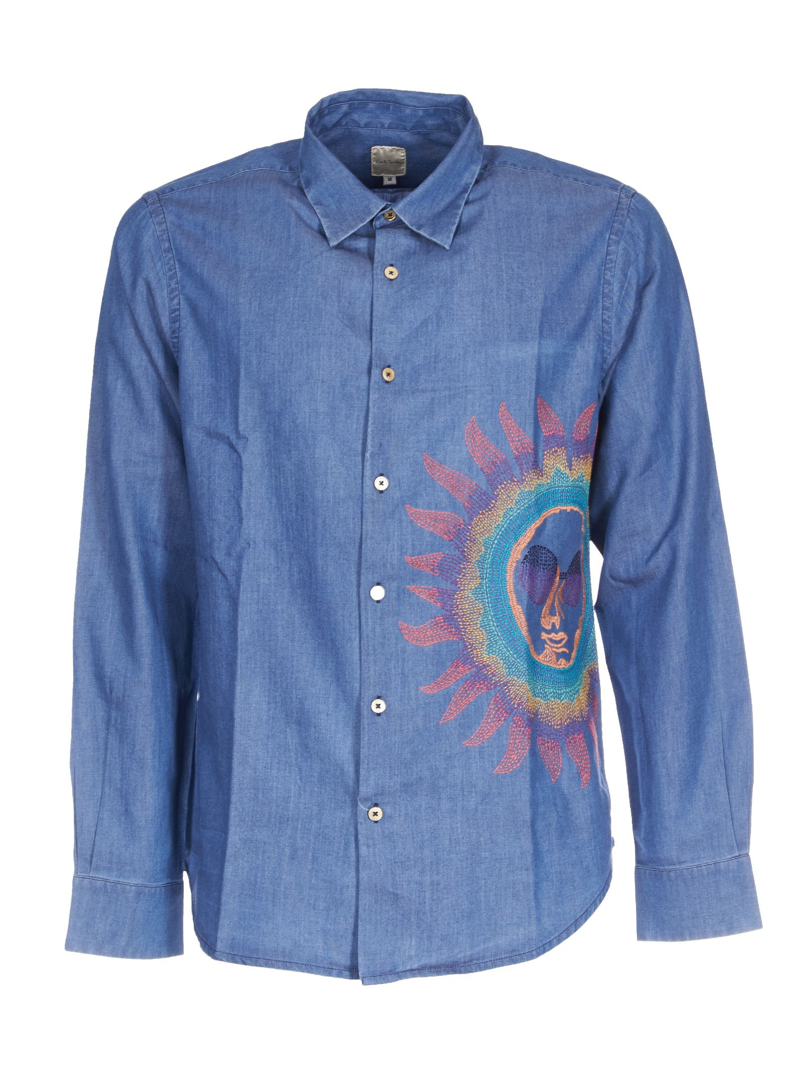 Paul Smith Embroidered Shirt