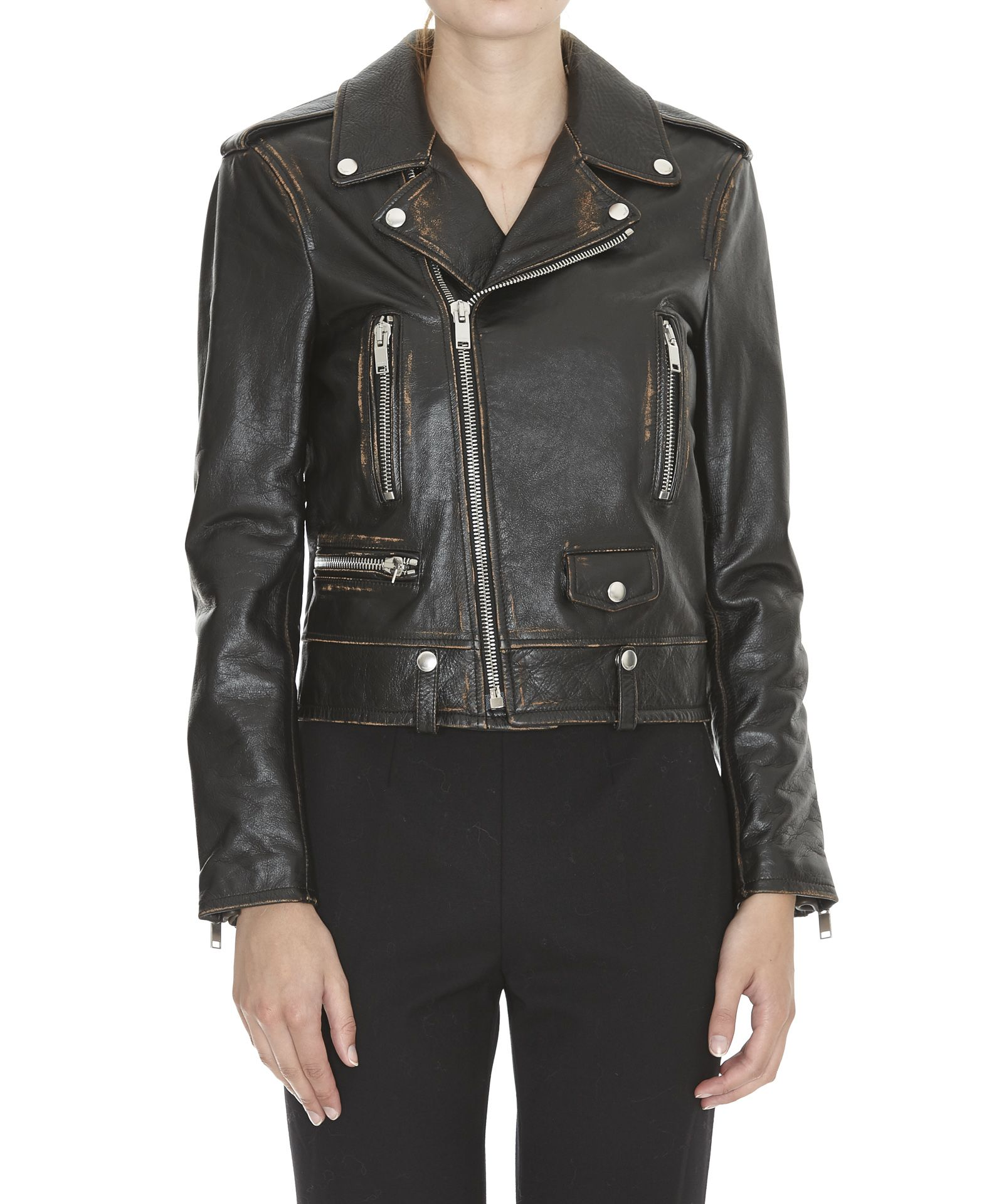 Saint Laurent Crust Vintage Jacket