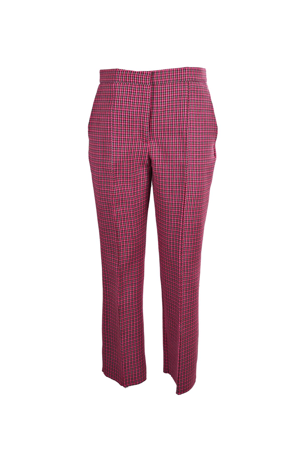 MSGM Check Pants
