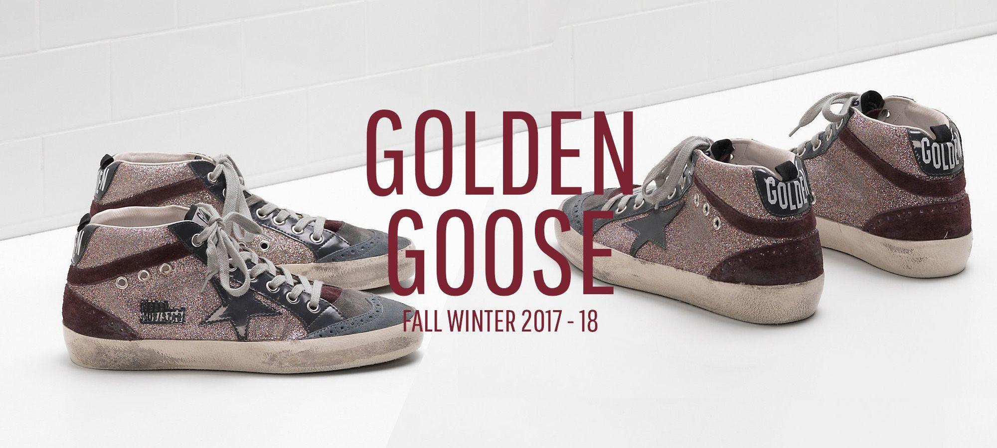 Golden Goose Women - Fall Winter 2017