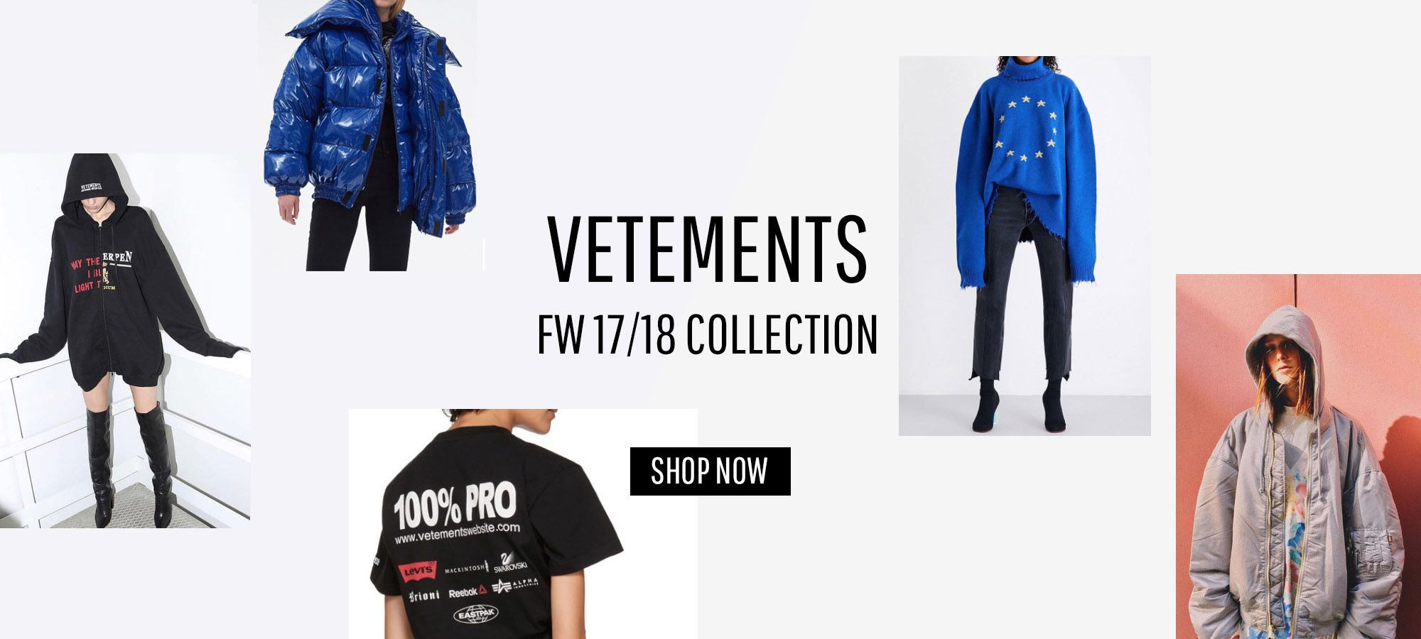 Vetements Women - Fall Winter 2017