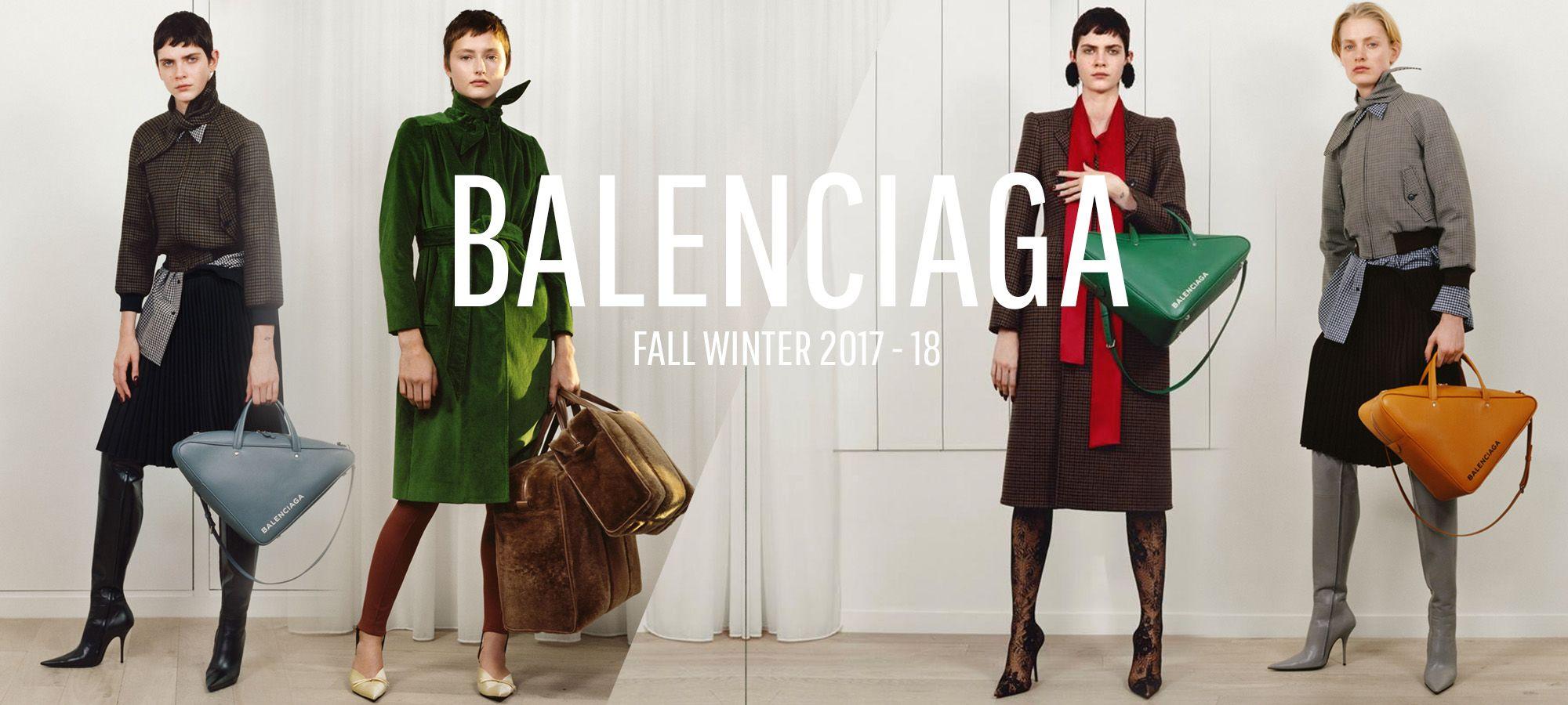 Women - Fall Winter 2017