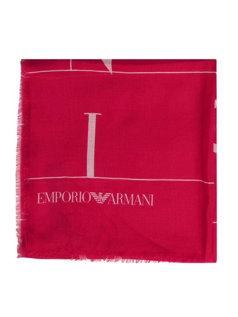 SCARF SCARF WOMEN EMPORIO ARMANI