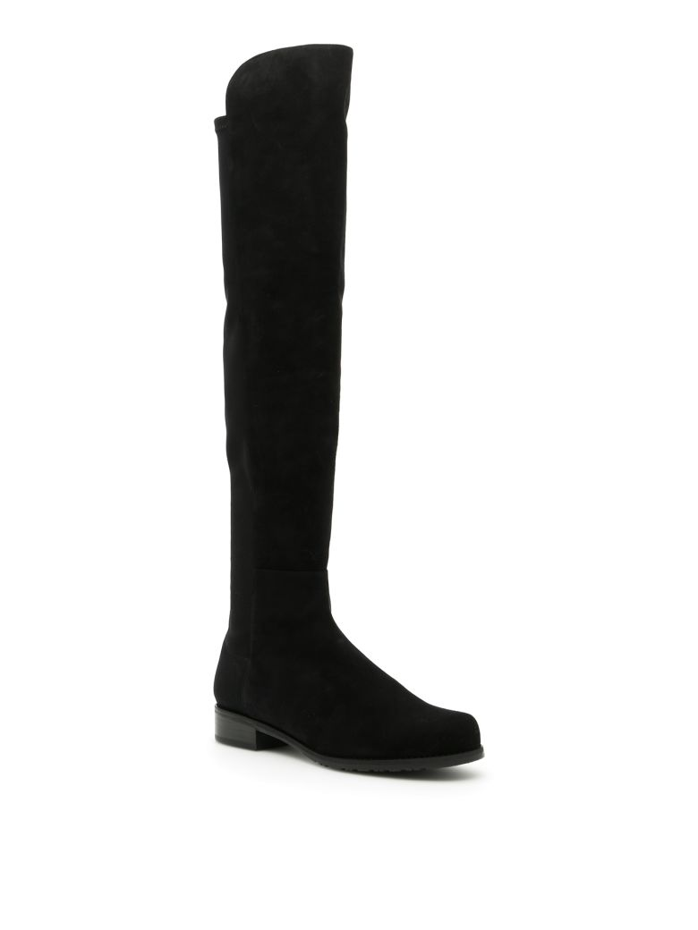 5050 Boots, Blacknero