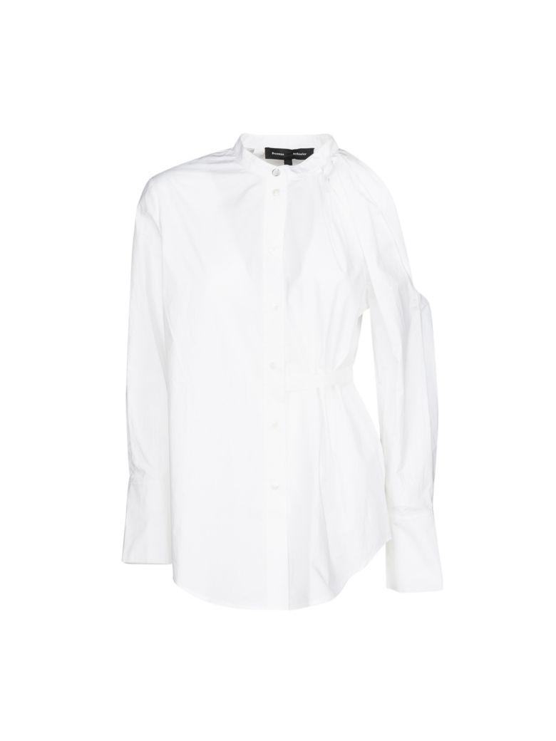 Proenza Schouler Camicia - WHITE