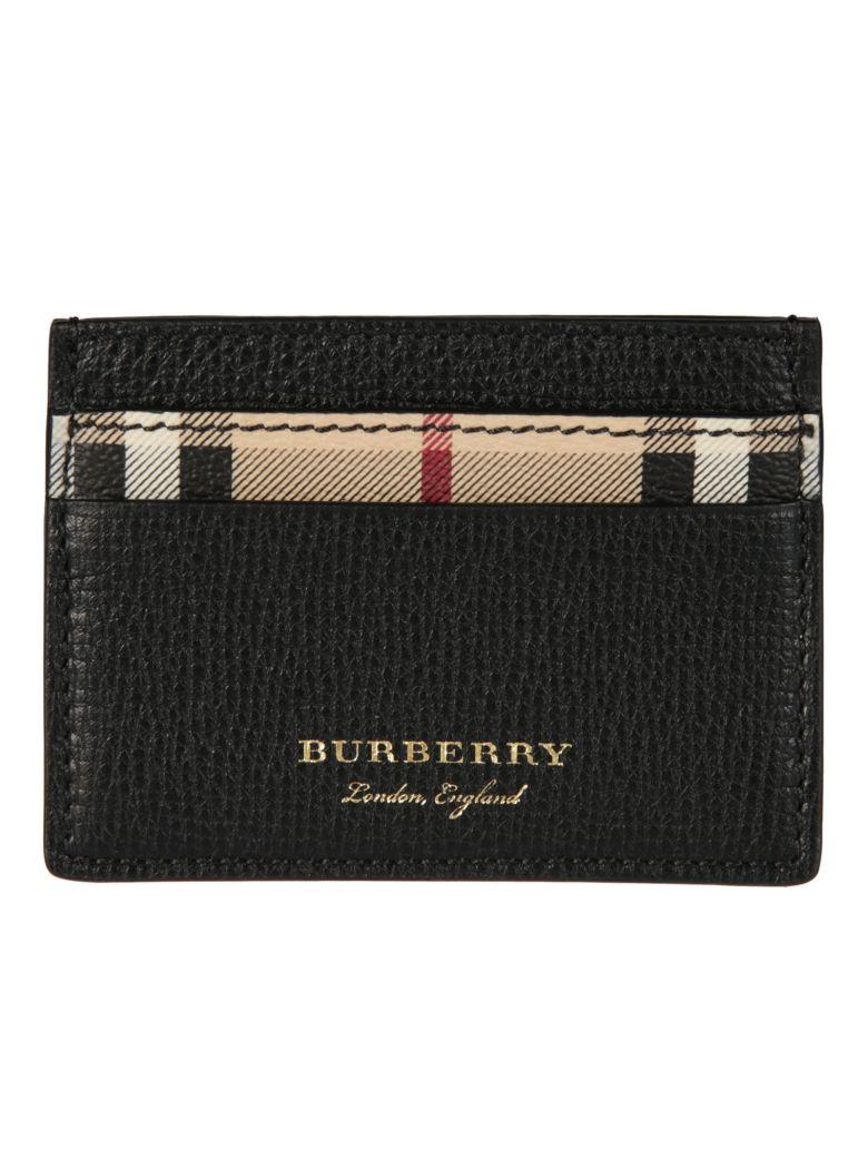 2699ff343 Shoptagr | Burberry Logo Wallet by Burberry