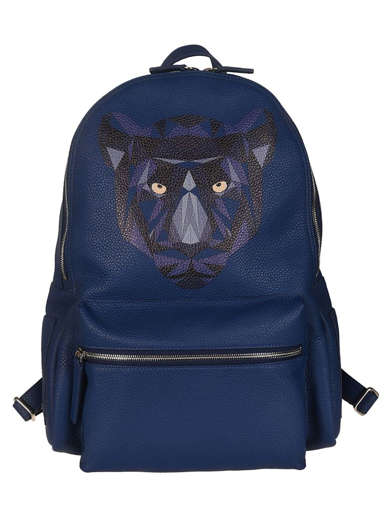 Orciani Printed Backpack Free Shipping Fashionable Fashion Style Sale Online Big Sale For Sale Low Shipping Online dSVkTOHv
