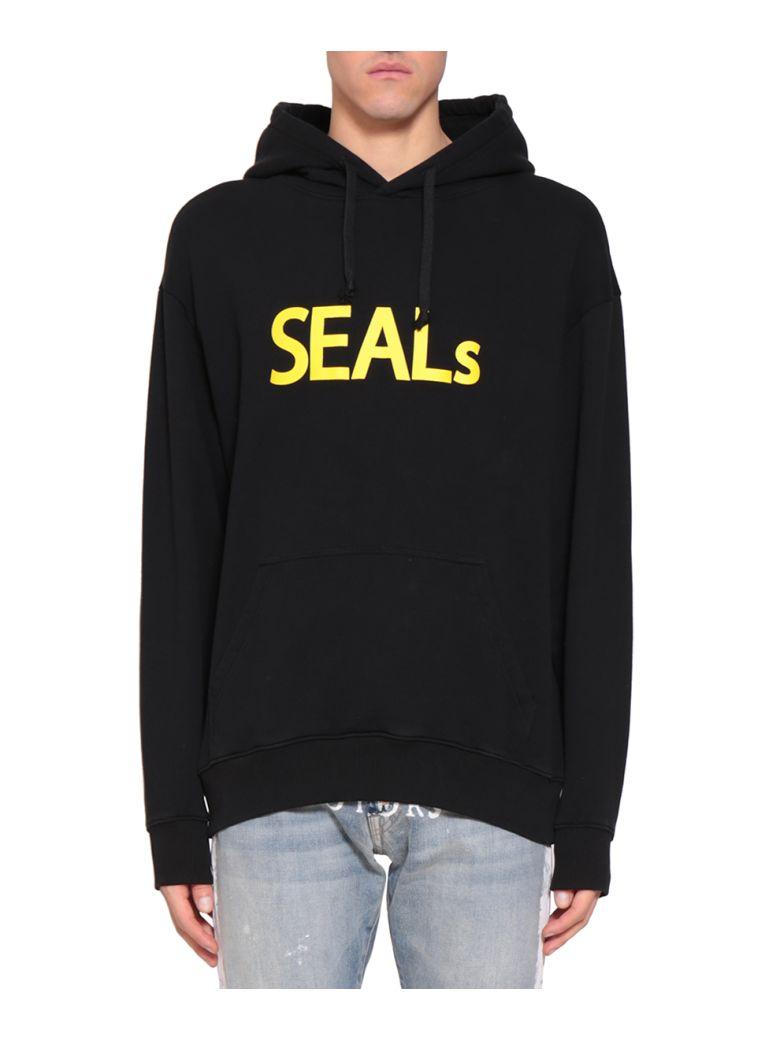 SEALS COTTON HOODIE