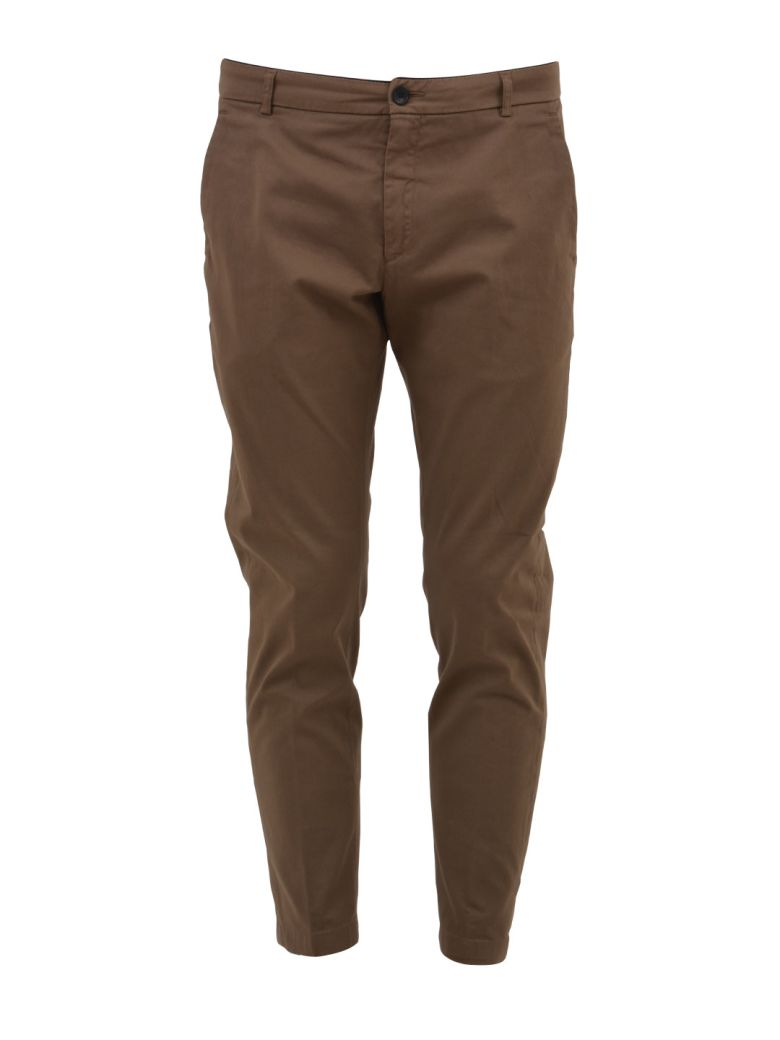 Department 5  WALNUT TAILORED TROUSERS