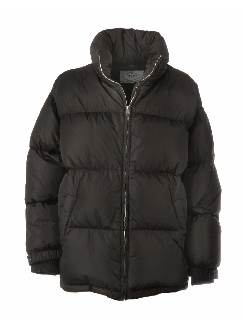 SHORT PATCH PADDED JACKET