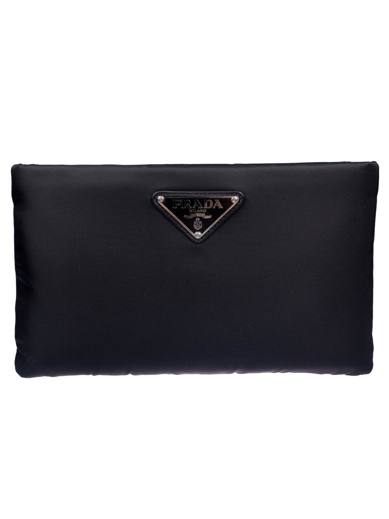 SMALL LOGO POUCH