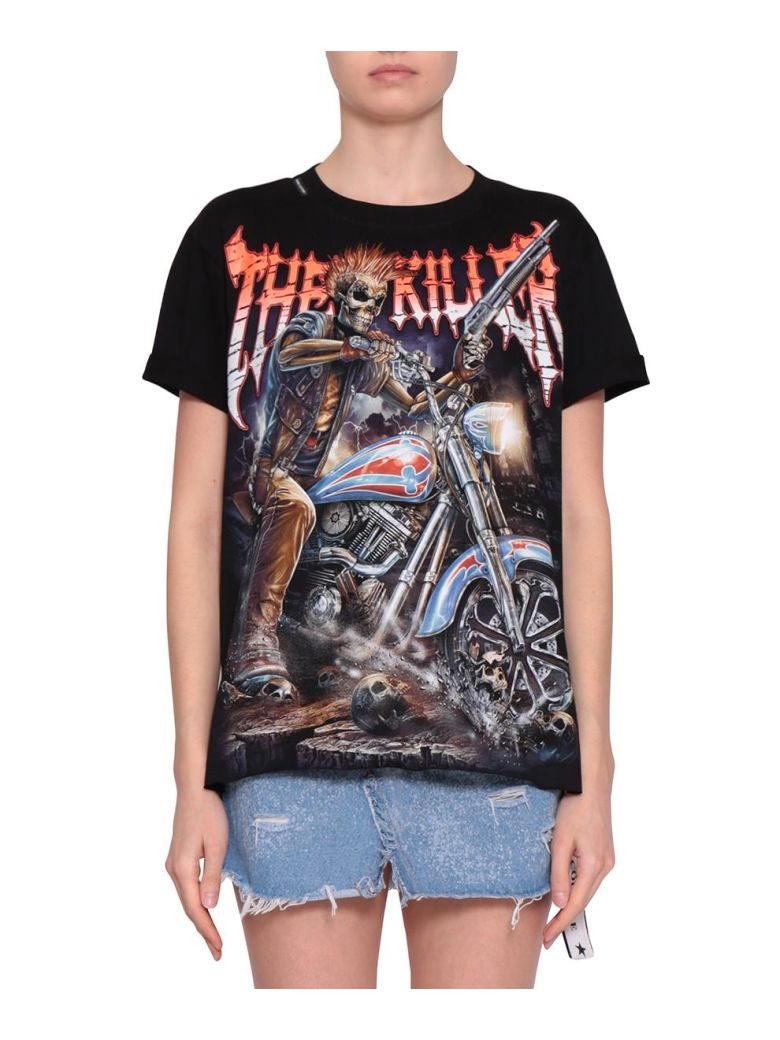 Forte Couture THE KILLER COTTON T-SHIRT