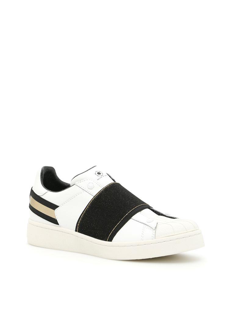 M.O.A. Breaker Sneakers in Bianco