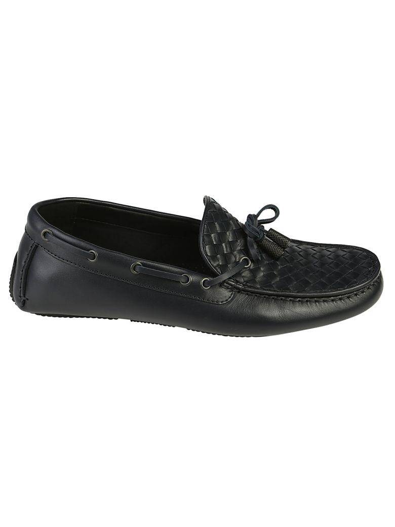 Loafers dark navy Bottega Veneta DRdPl1Ch4