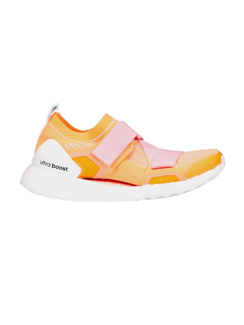 1654d2b192149 Adidas By Stella Mccartney Adidas X Stella Mccartney Ultraboost X Orange  Primeknit Trainers In Yellow
