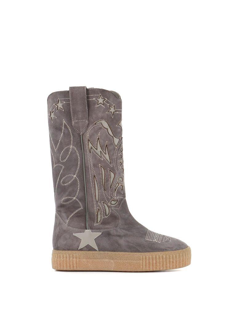 Golden Goose Boots - Grey