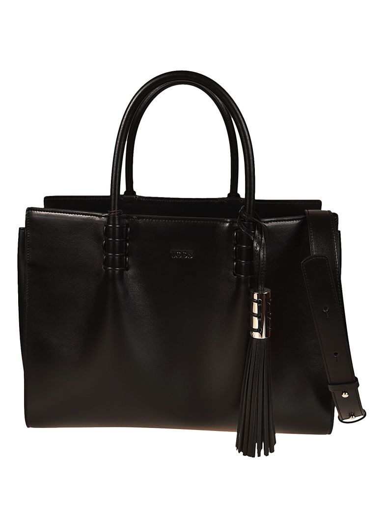 tod's lady moc medium tote