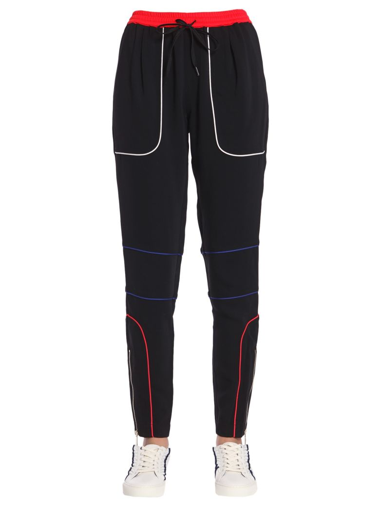 TOMMYXGIGI Speed Trousers in Black