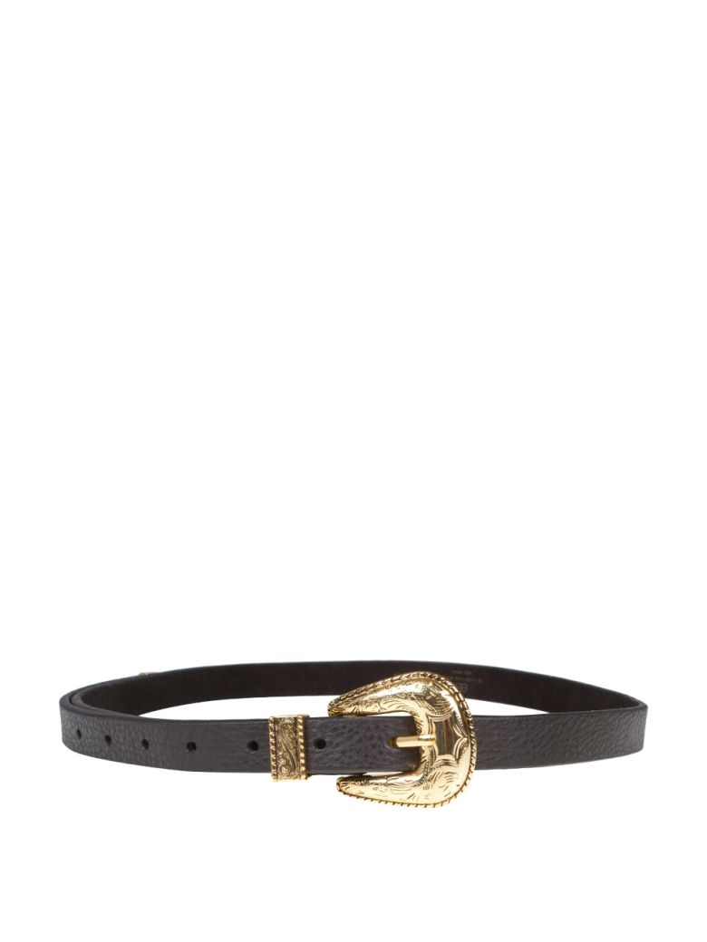 BABY FRANK LEATHER BELT