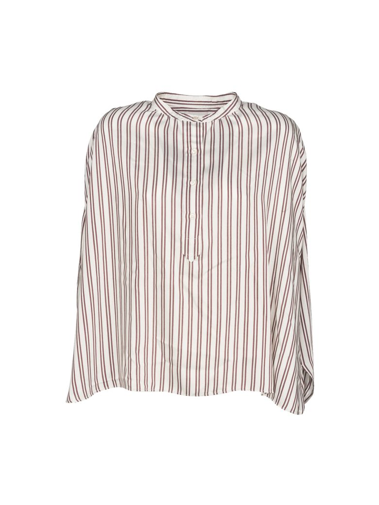 Isabel Marant Ilda Shirt - STRIPE BORDO